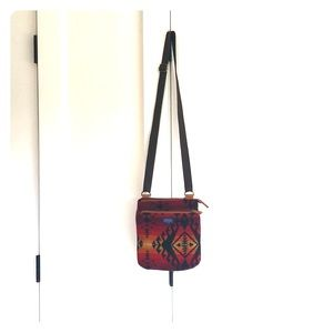 Pendleton cross body bag